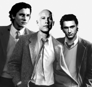 Bruce, Lex, and Harry at Excelsior